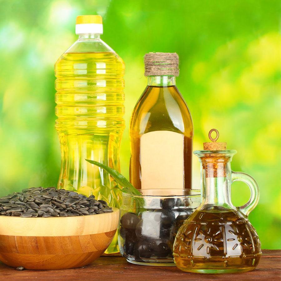 Rafinowany olej słonecznikowy wysokooleinowy