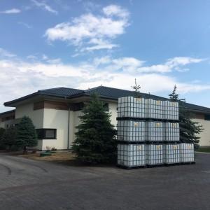 siedziba Erjox - hurtownia oleju spożywczego