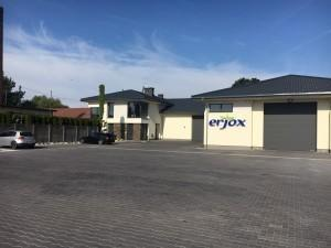 siedziba erjox - producenta olejów słonecznikowych